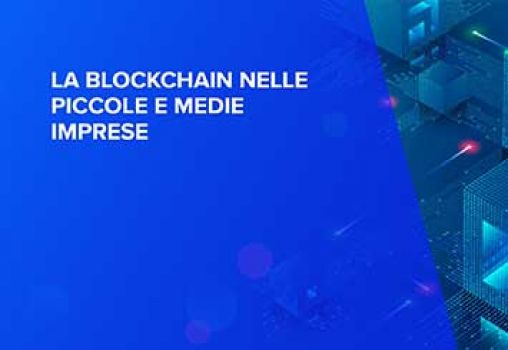 WEBINAR - SAP BUSINESS ONE: LA BLOCKCHAIN NELLE PICCOLE E MEDIE IMPRESE